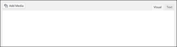 WordPress Post Dashboard when AdBlock is Unpaused