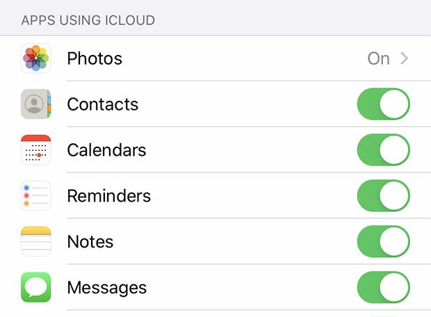iPhone Settings | Enabling Options